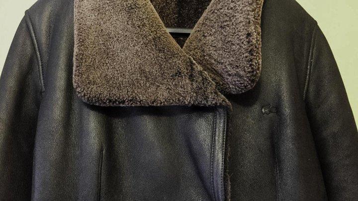 Дубленка Lacoste – купить в Москве, цена 11 000 руб., истекает ... 53c7b051be4