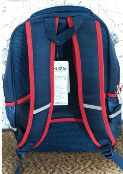 c308f6e659f1 Рюкзак школьный новый – купить в Майкопе, цена 1 700 руб., дата ...