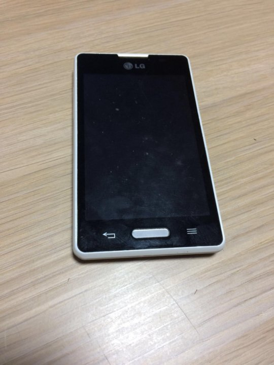 телефон lg 0168 характеристики