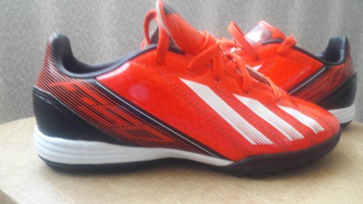 4c844905 Футбольные бутсы (сороконожки) Adidas 31 размер – купить в Москве ...