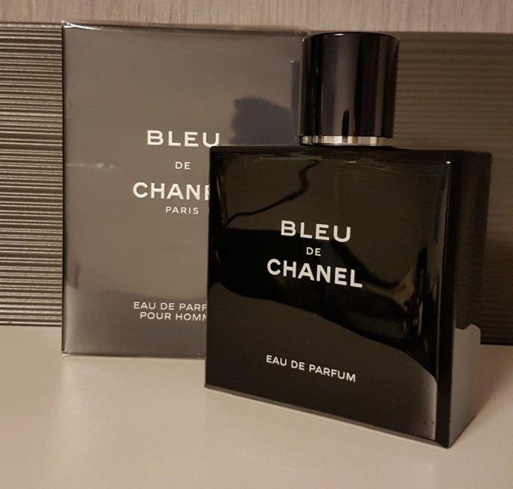 Bleu De Chanel Eau De Parfum купить в москве цена 1 300 руб