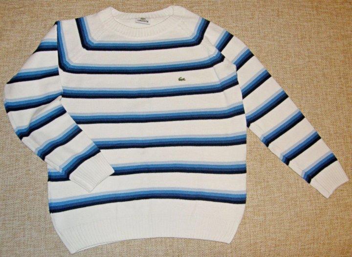 791396d0d107 Lacoste оригинал р.50-52 свитер джемпер отл.сост – купить в Москве ...