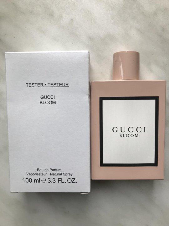 парфюм Gucci Bloom 100 Ml новинка 2017г купить в москве цена 4