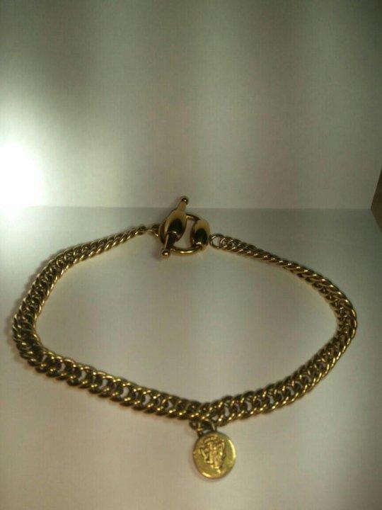 Gucci оригинал браслет мужской на ногу купить в санкт петербурге