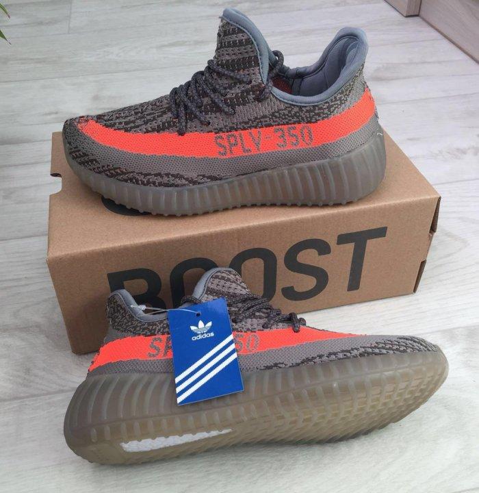 3916078a6767 Adidas Yeezy Boost SPLY-350 (38 44) – купить в Омске, цена 1 400 руб ...