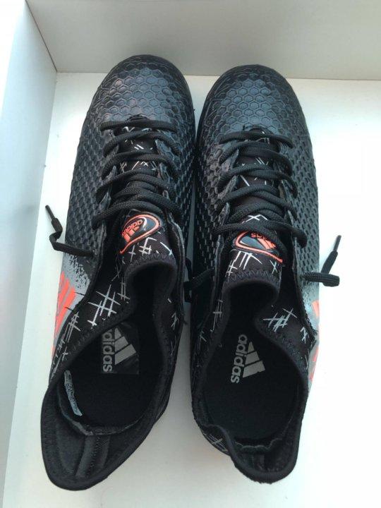 Футбольные бутсы (шиповки, сороконожки) Adidas – купить в Москве ... 26d1632203c