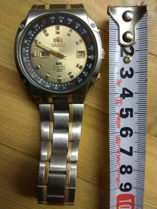 cc133d014ec5 Мужские японские механические наручные часы Orient – купить в Москве ...
