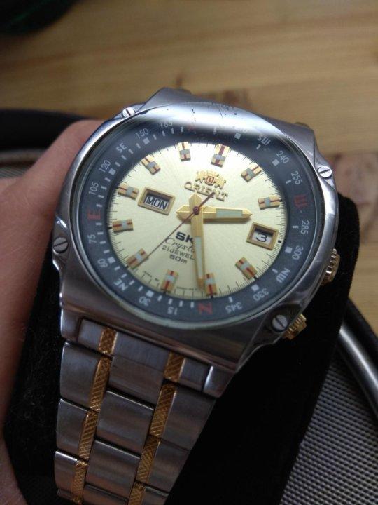 Японские часы механические наручные мужские часы наручные от эйпл