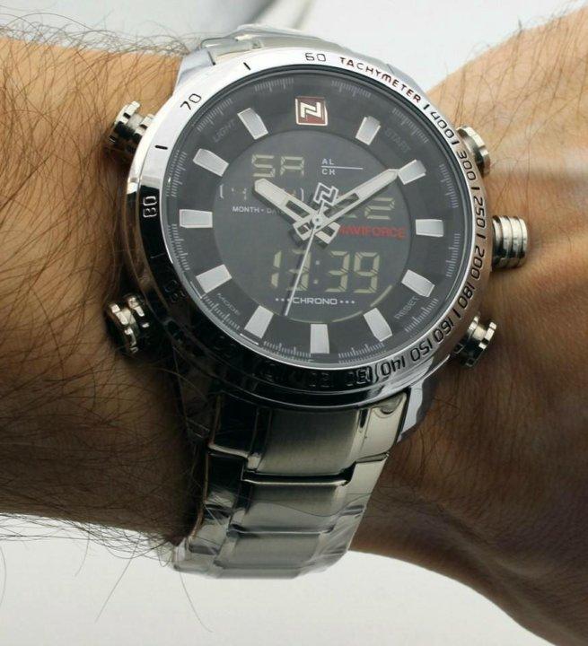 Часы naviforce купить в краснодаре где купить часы календарь на