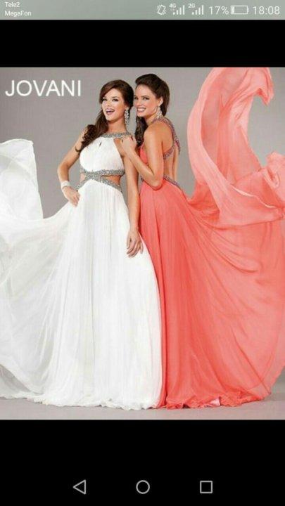 b1094ed0558 Платье JOVANI (выпускное вечернее платье) – купить в Ростове-на-Дону ...