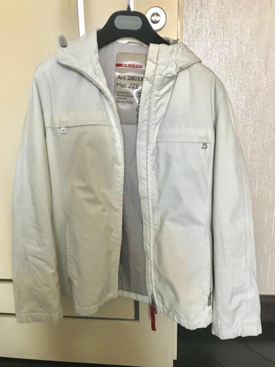 0b02c859 Куртка Prada – купить в Москве, цена 6 000 руб., дата размещения ...