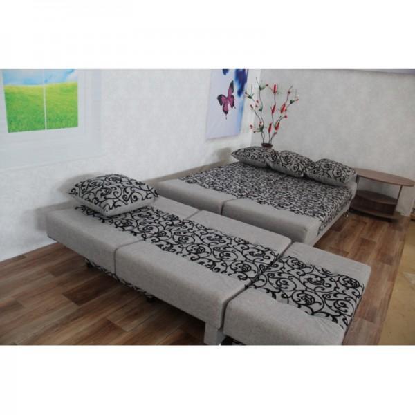 набор мягкой мебели диван кресло пуф купить в перми цена 15