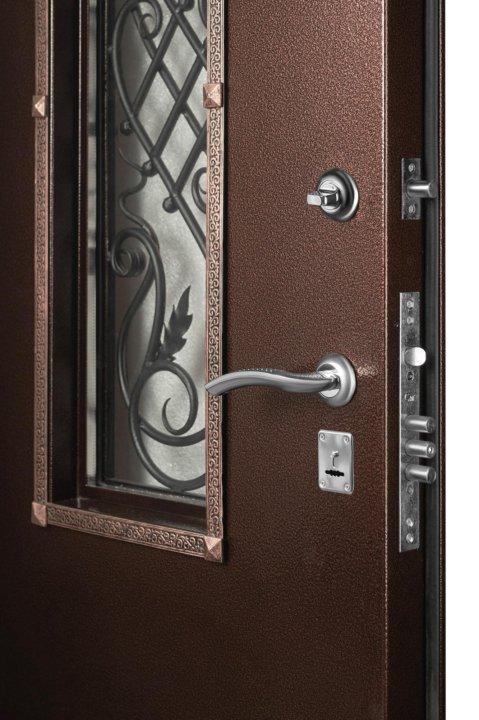 Фото железных дверей в квартиру