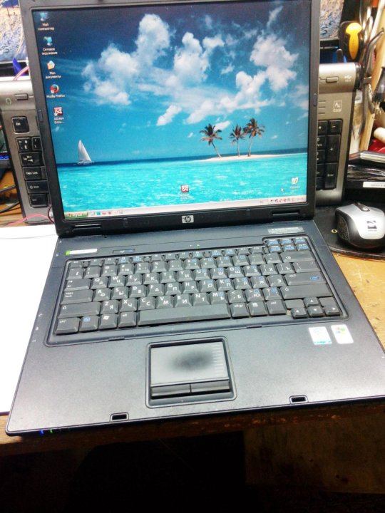 New Drivers: HP Compaq nc6110 Notebook Synaptics Touchpad