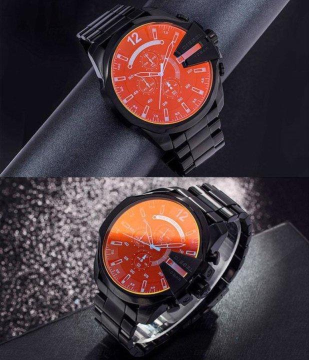 97ea9de3 Мужские часы Diesel 10 Bar Only The Brave – купить в Москве, цена 4 ...