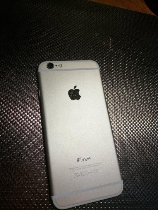 81b839226201b Iphone 6(на запчасти) – купить в Москве, цена 2 800 руб., продано 1 ...