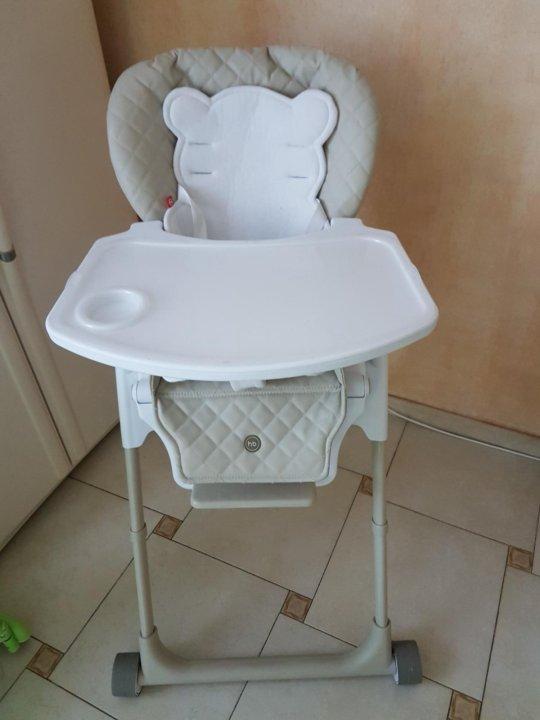 стульчик для кормления Happy Baby William V2 купить в москве цена