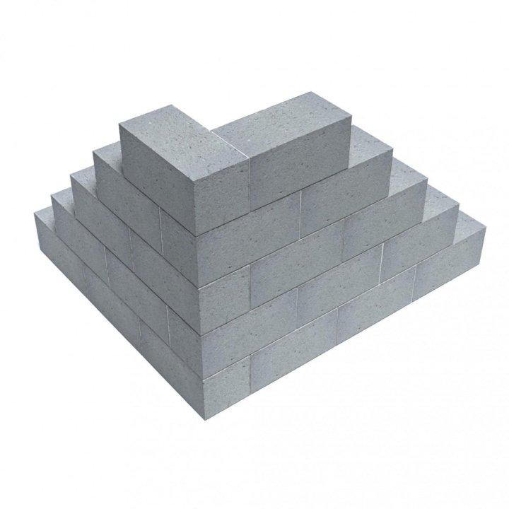 блок фундаментный 40х20х20