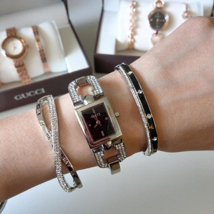 Часы Gucci с браслетами в Ухте