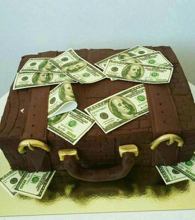 торт для мужа дом с деньгами фото мебели