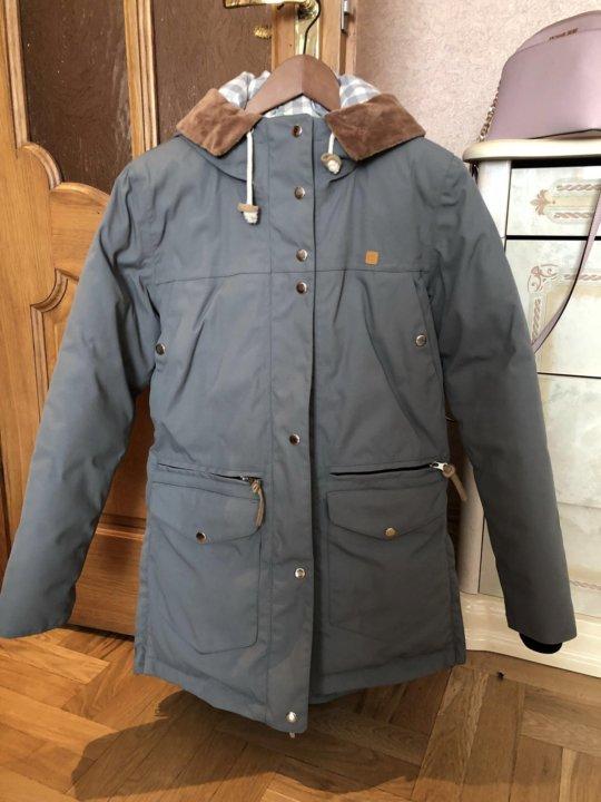 Женская зимняя куртка CODERED гусиный пух – купить в Москве, цена 8 ... c41c4eb07da