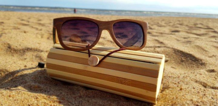 5c78f92d3a1c Бамбуковые солнцезащитные очки – купить в Санкт-Петербурге, цена 3 ...
