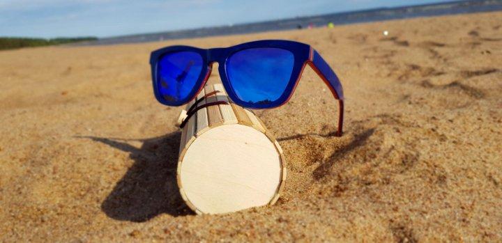 436adb785c18 Санкт-Петербург. Деревянные солнцезащитные очки. Фото 4. Санкт-Петербург.