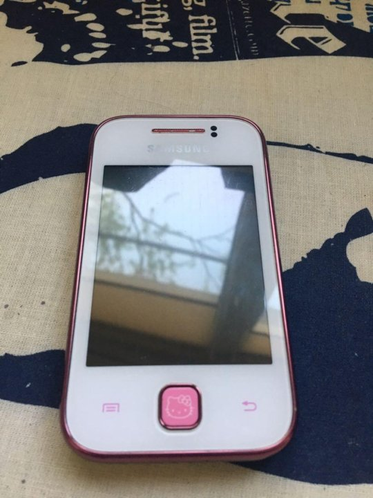 86ae071768717 Телефон Samsung Hello Kitty – купить в Москве, цена 2 000 руб ...