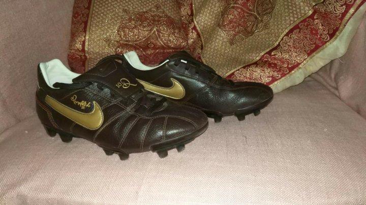 ca1bfc1d Бутсы детские 36 размер Nike tiempo ronaldinho – купить в Одинцово ...