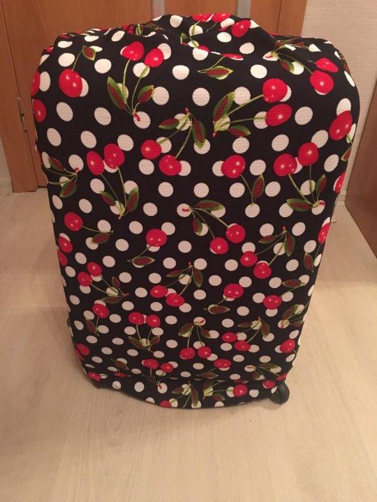 Чехол на чемодан – купить в Санкт-Петербурге, цена 650 руб., дата ... 129ef386515