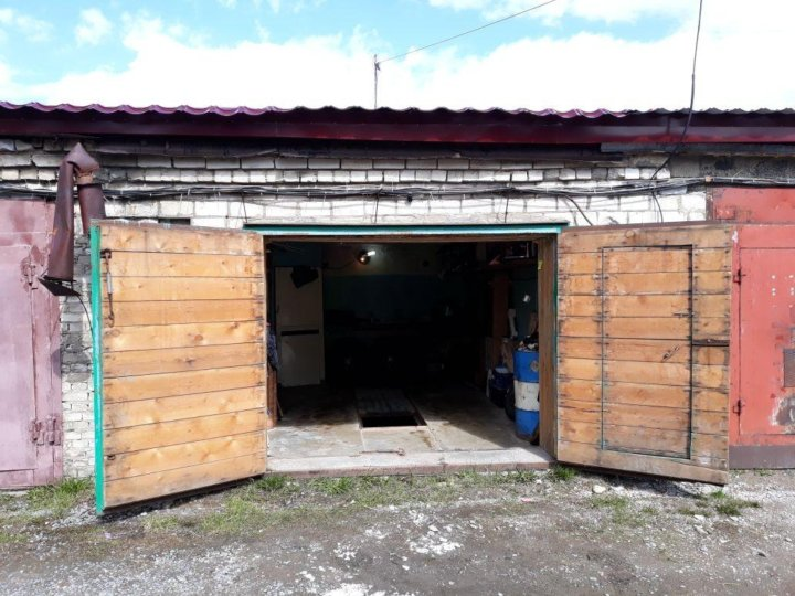 Магадан купить гараж в купить газовый конвектор для гаража