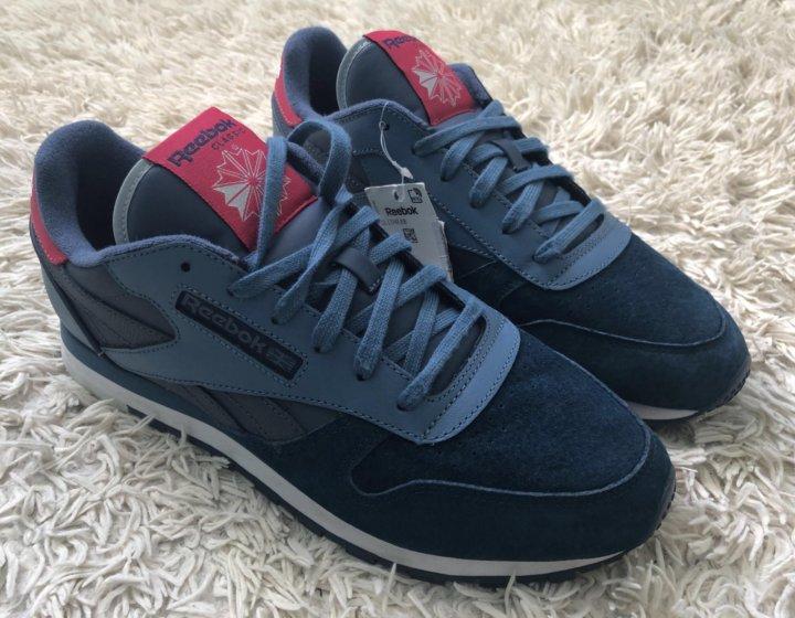 Новые кроссовки Reebok! – купить в Ижевске, цена 3 190 руб., продано ... 60cbcbb0977