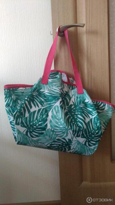 Пляжная сумка из avon купить косметику белл украина