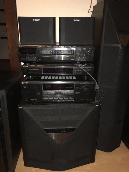 Блочный музыкальный центр Sony Senator – купить в Красноярске, цена ... 50806b48775