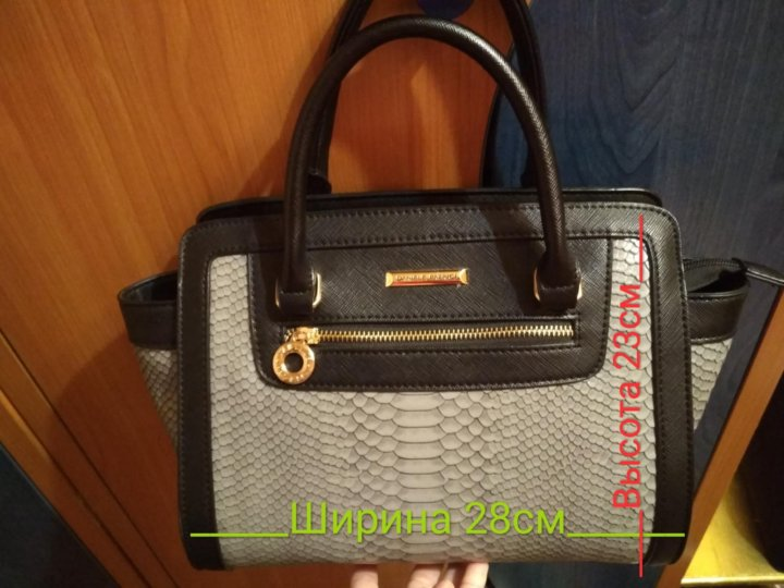 a0b9a53cfb04 Сумка Daniele Patrici – купить в Санкт-Петербурге, цена 800 руб ...
