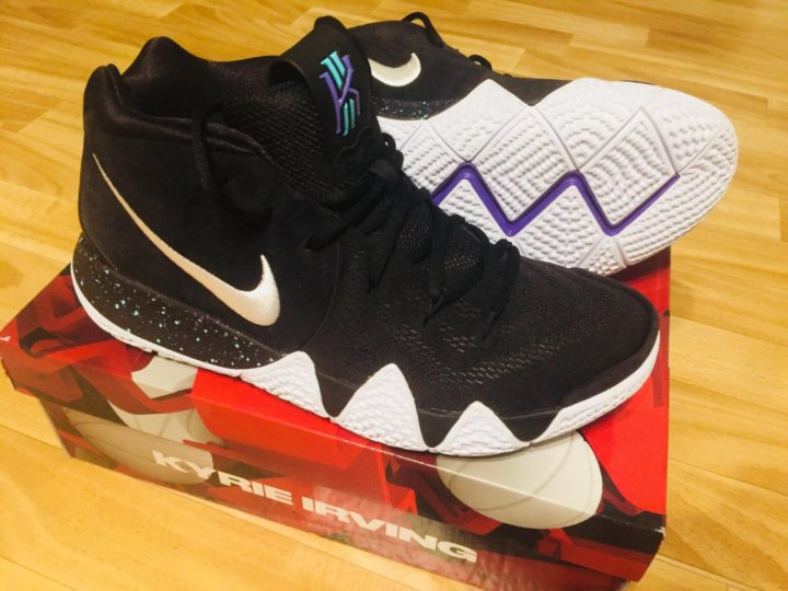 9749894c Баскетбольные кроссовки Nike Kyrie 4 Kyrie Irving – купить в Москве ...