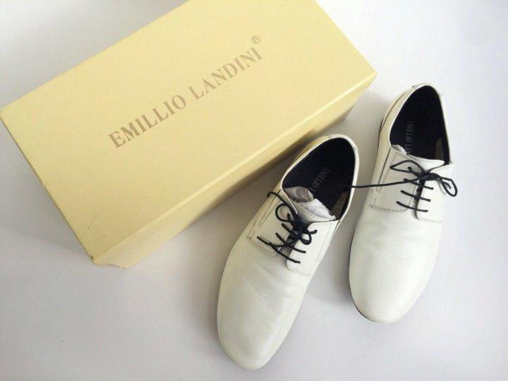 f4402b7b0 Мужские туфли Emilio Landini – купить в Гатчине, цена 1 000 руб ...
