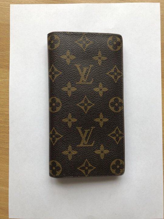 3f85a550a9a2 БУМАЖНИК BRAZZA M66540. Louis Vuitton. – купить в Санкт-Петербурге ...