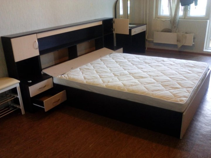 спальный гарнитур бася интерьер центр купить в тюмени цена 19