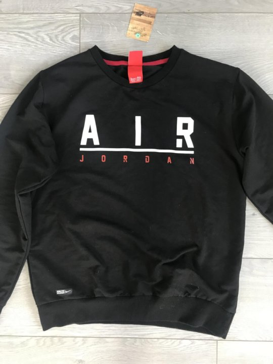 5f46f26a Свитшот Nike Air Jordan – купить в Москве, цена 2 200 руб., продано ...