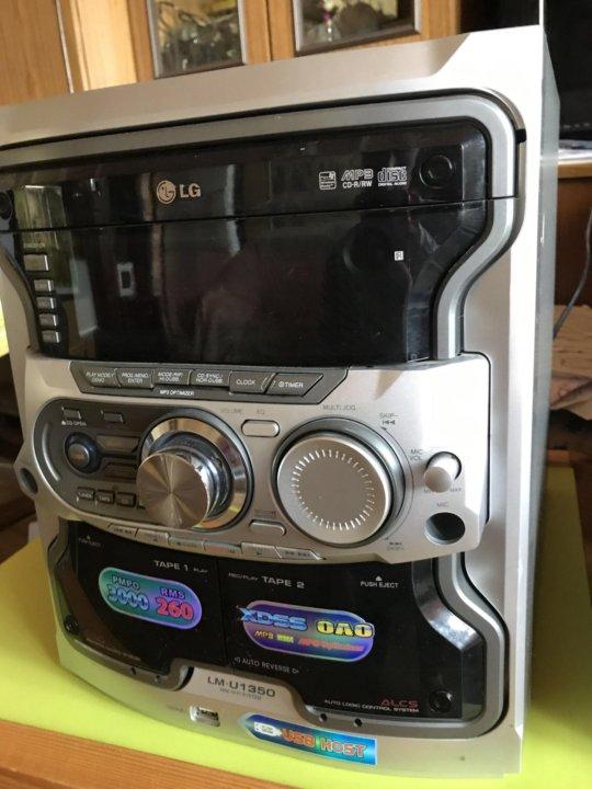 17a527ea93c5 Музыкальный центр LG LM-U1350 – купить в Красноярске, цена 2 000 руб ...