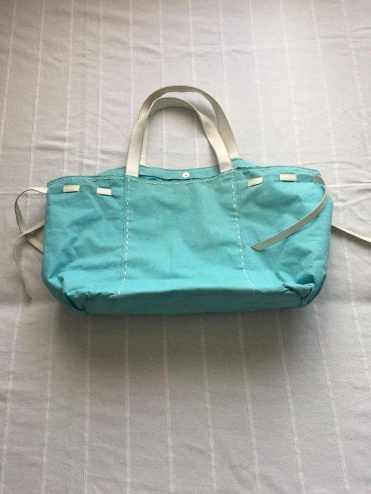 Пляжная сумка – купить в Москве, цена 300 руб., дата размещения ... de550a40e43