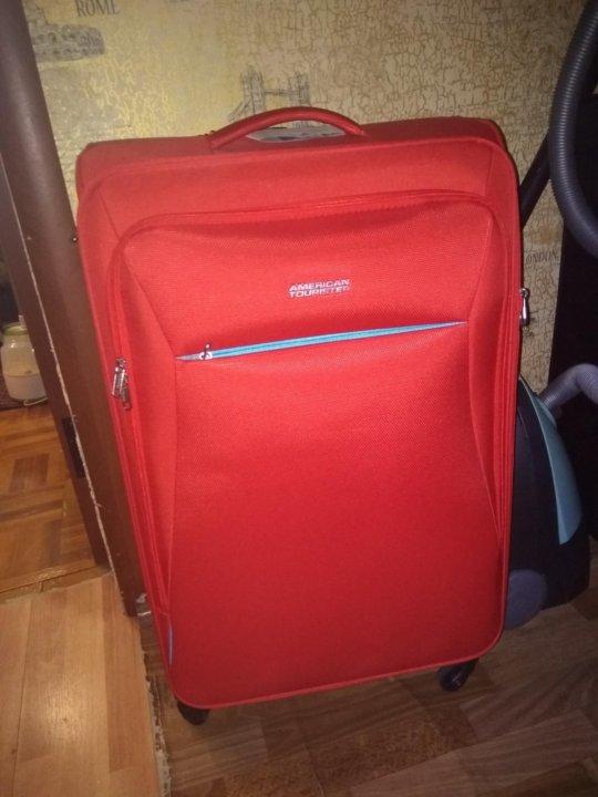 b2ea689f0cde Новый большой чемодан ,остался чёрный. – купить в Екатеринбурге ...