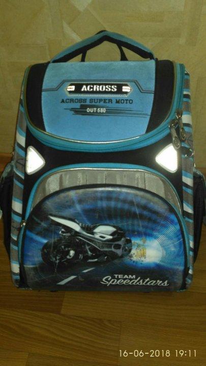 0baebee042c6 Портфель школьный – купить в Майкопе, цена 500 руб., продано 20 июля ...