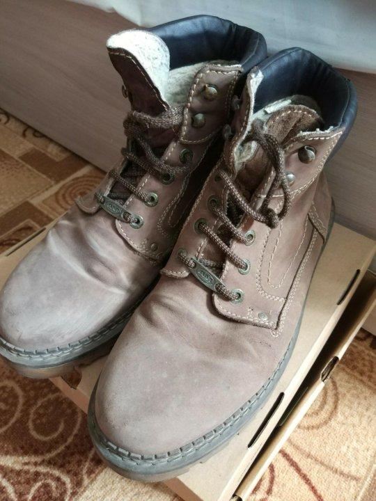 dc81e366e Зимние ботинки мужские 44р – купить в Санкт-Петербурге, цена 600 руб ...