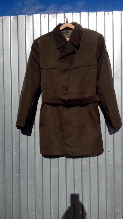 Новое мужское зимнее пальто военное – купить в Челябинске b76c706ec766b