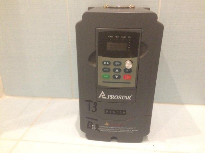 923104b66806 Частотный преобразователь PROSTAR PR6100-0040T3G10 – купить в Лобне ...