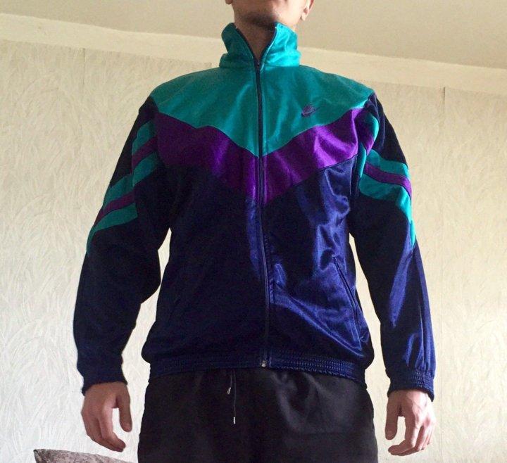 c7e28042 Олимпийка Nike винтажная – купить в Красноярске, цена 500 руб ...