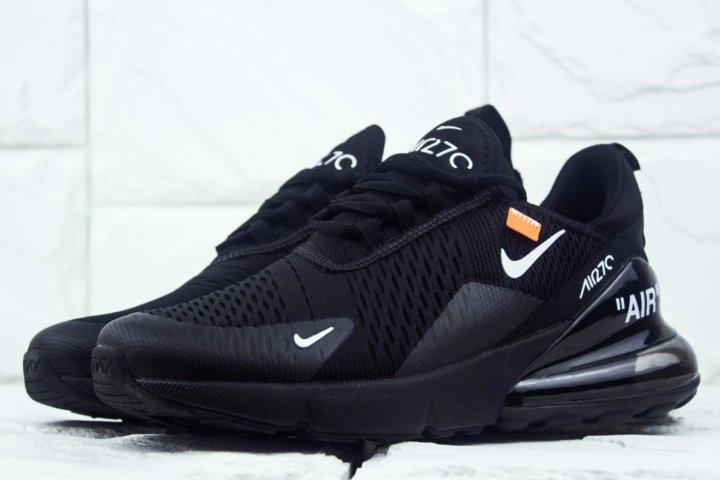 Кроссовки Nike Air Max 270 Off-White арт. 137009 – купить в ... 9522ac6da4b