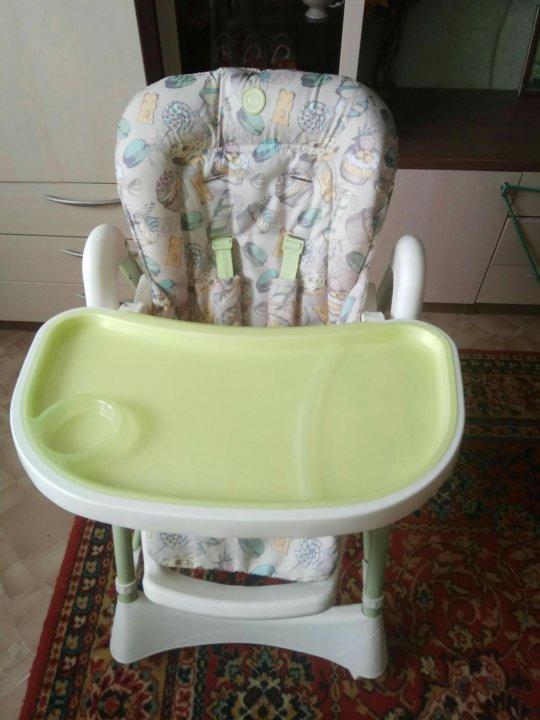стульчик для кормления Happy Baby Kevin купить в москве цена 3